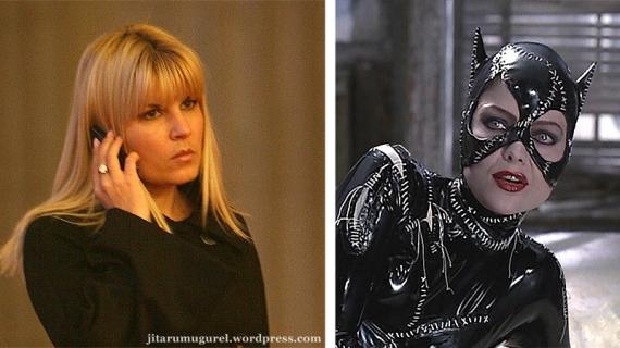 Catwoman-Elena Udrea