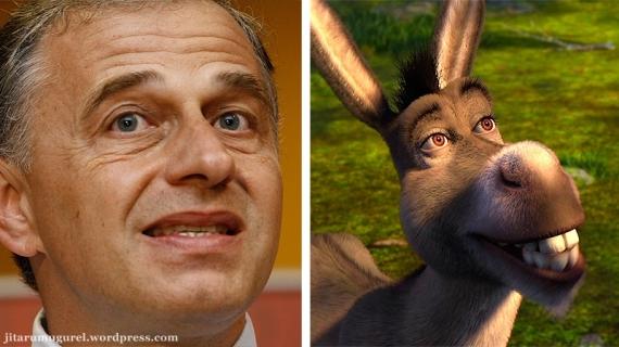 Donkey-Mircea Geoana