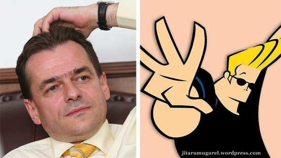 Johnny Bravo-Ludovic Orban
