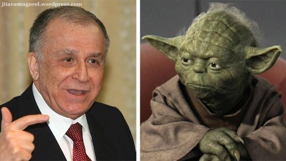 Master Yoda-Ion Iliescu