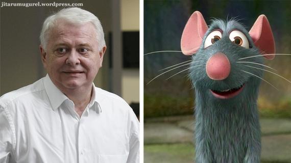 Ratatouille-Viorel Hrebenciuc
