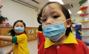 HONG KONG-HEALTH-FLU-SCHOOLS